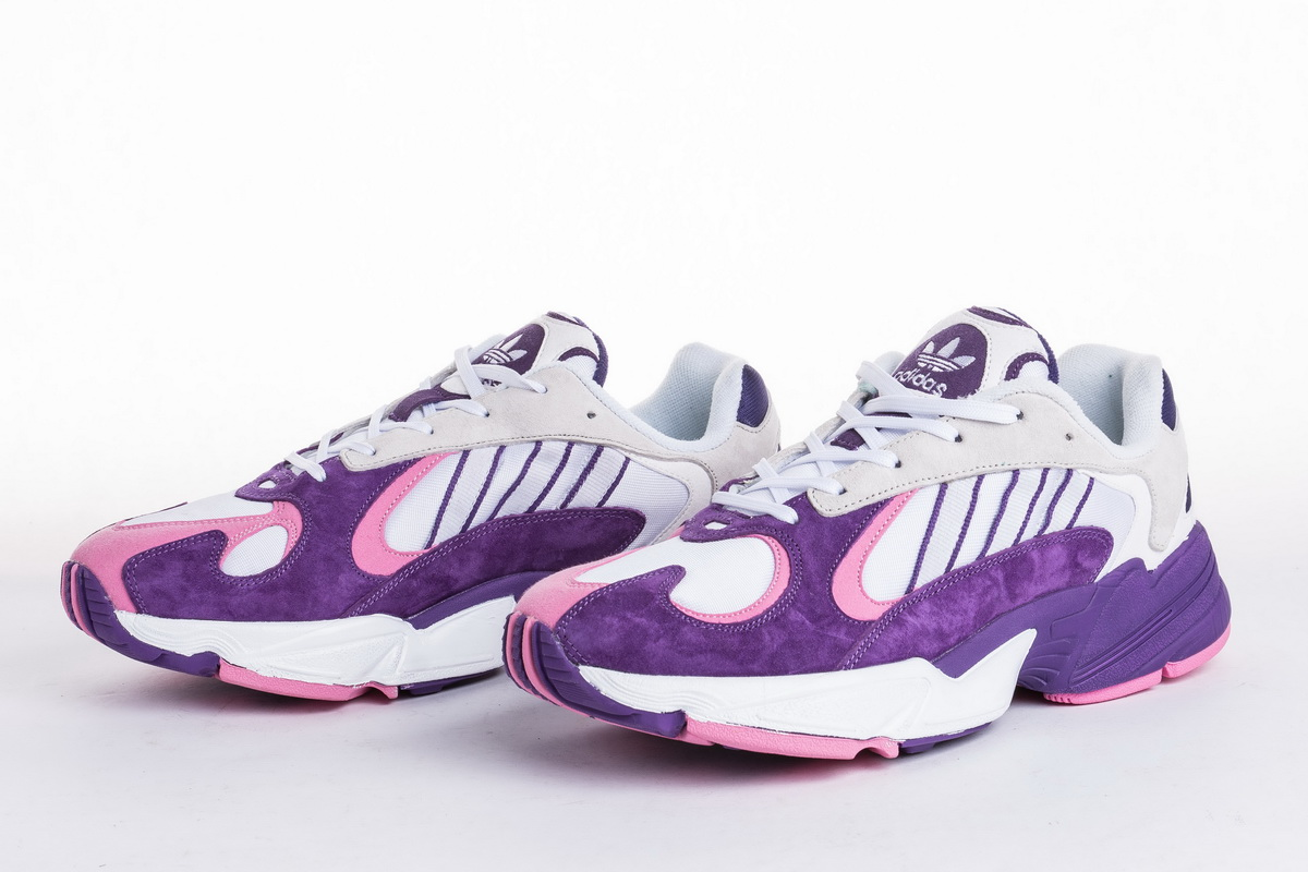 Son Goku ZX 500 RM & Yung 1 Frieza from the Dragon Ball Z x